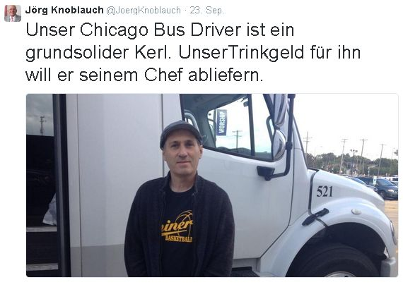 Chicago Bus Driver